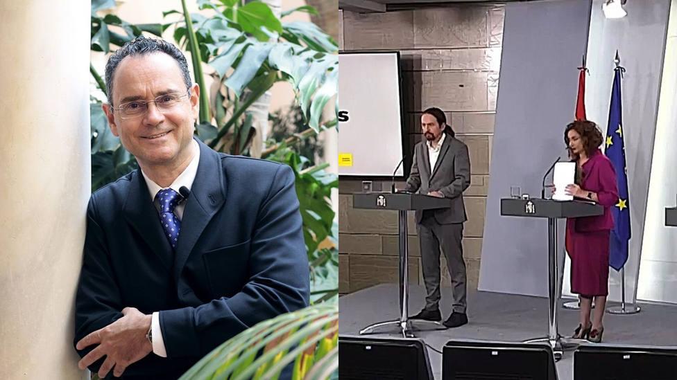 """El experto geopolítico Pedro Baños denuncia una censura desde el Gobierno: """"Os tienen controlados"""""""