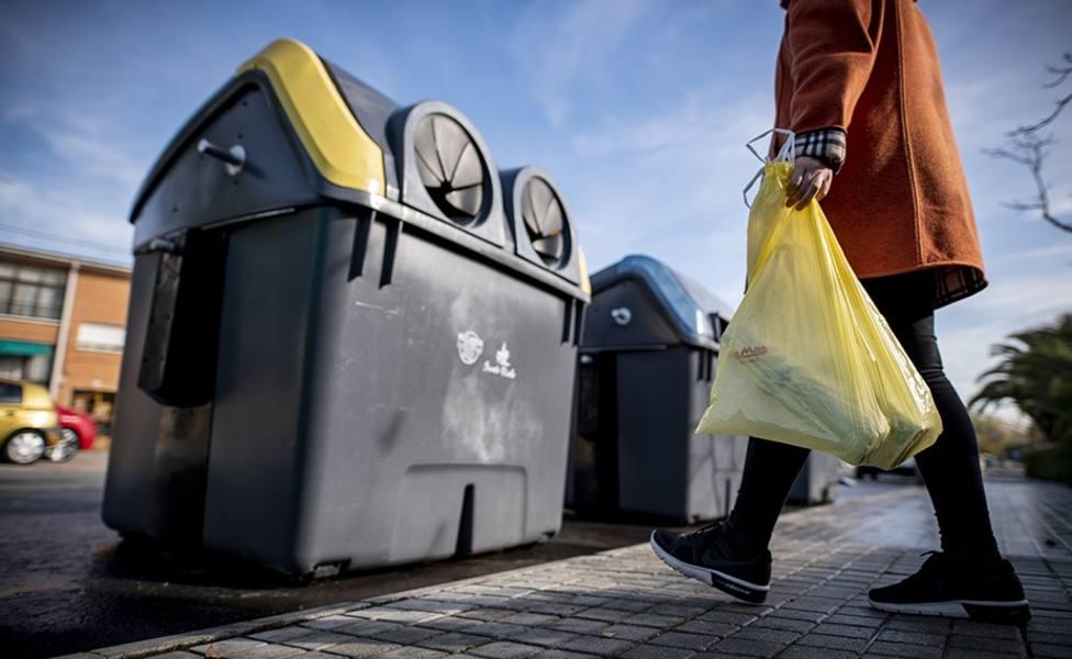 Aumenta el reciclaje de papel-cartón y de vidrio en el primer cuatrimestre del 2020 con respecto al 2019.