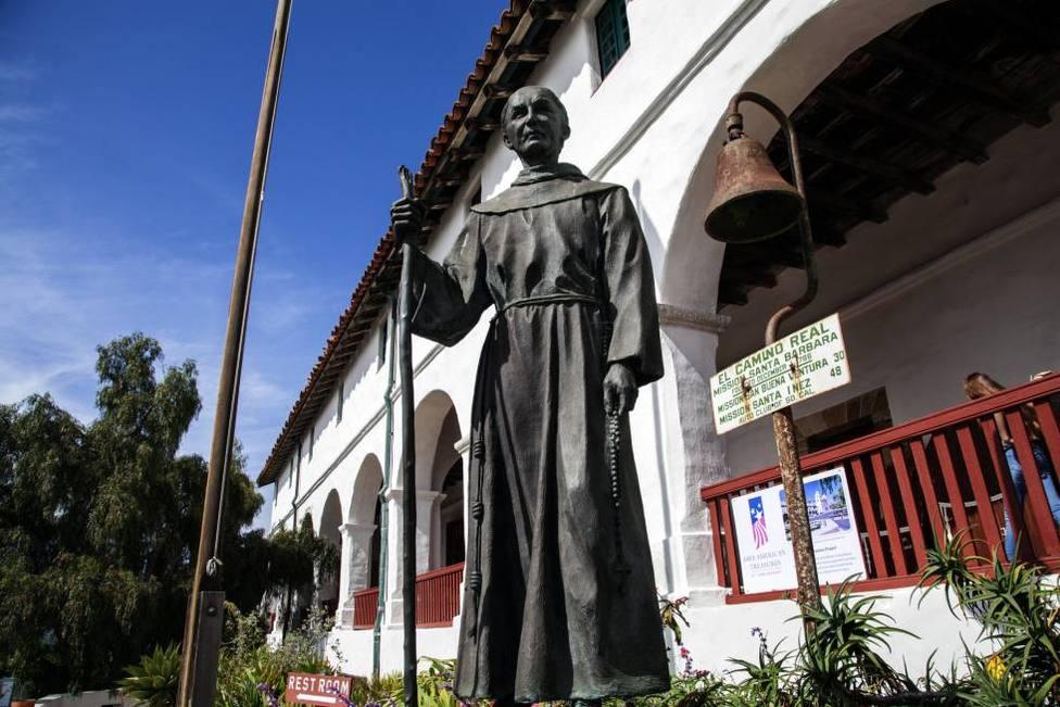 La reflexión de un sacerdote sobre las estatuas de españoles vandalizados: La ignorancia es atrevida