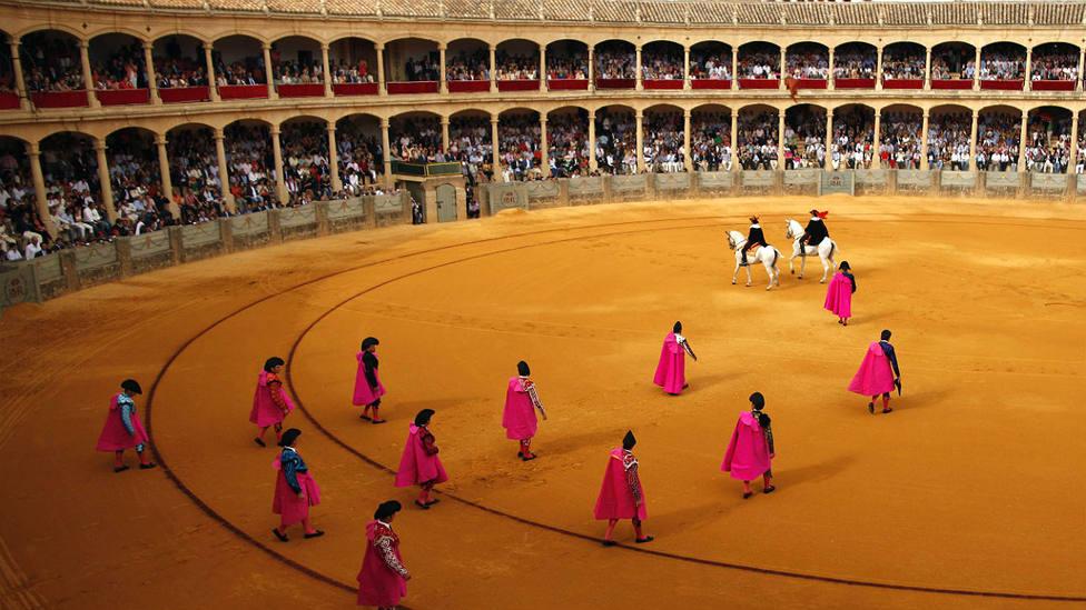 La Real Maestranza de Goya no podrá celebrar este año su tradicional Corrida Goyesca