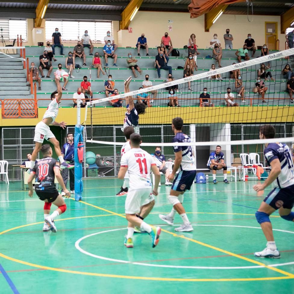 La Copa Comunitat Valenciana de Voleibol ya tiene definidas sus semifinales
