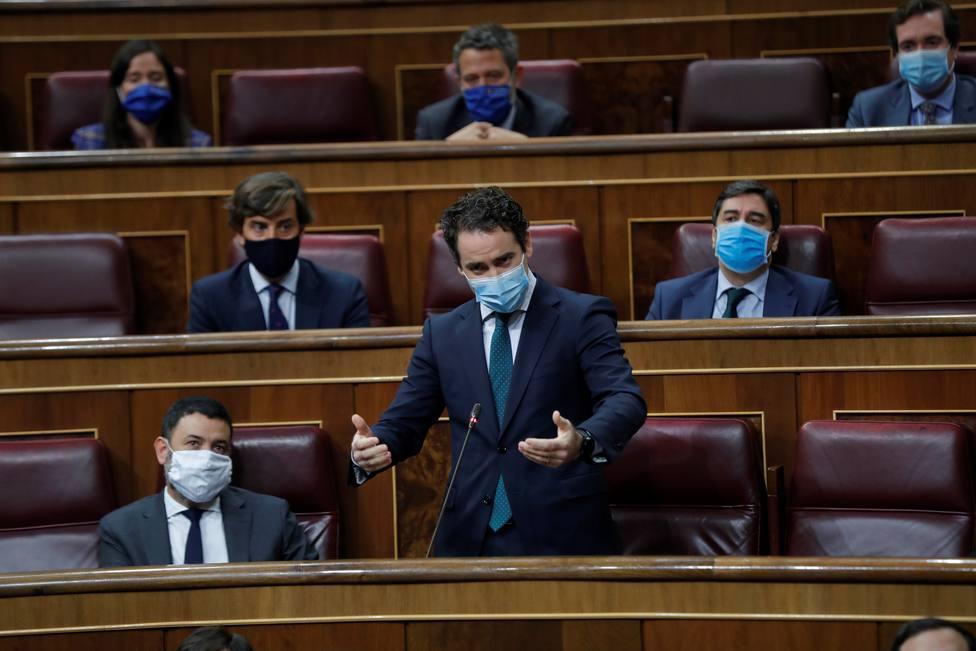 El PP llevará a Europa la falta de imparcialidad de la Fiscalía General del Estado capitaneada por Delgado