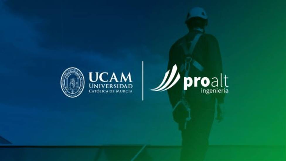 La UCAM y Proalt Ingeniería crean la Cátedra de Prevención en Riesgos Laborales