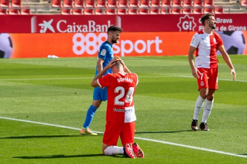 El Girona, sorprendente colista con cero puntos de seis disputados