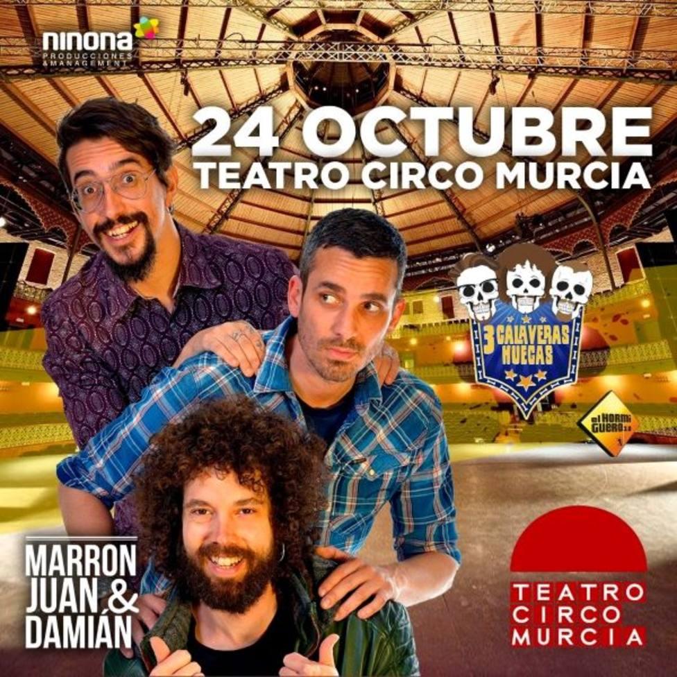 Cuatro nuevos espectáculos de humor, circo, teatro y música se suman a la programación del TCM