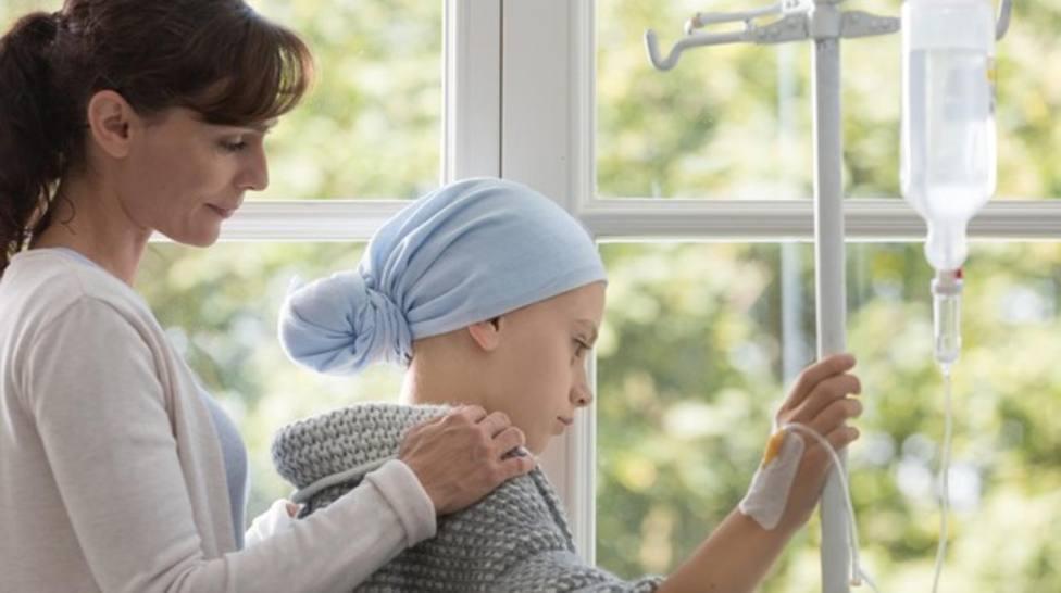 Alrededor de 1.500 niños de 0-14 años son diagnosticados de cáncer cada año en España