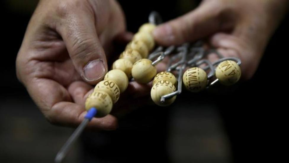 El extraño suceso de 2010 en la Lotería de Navidad: los números más altos y más bajos de la historia