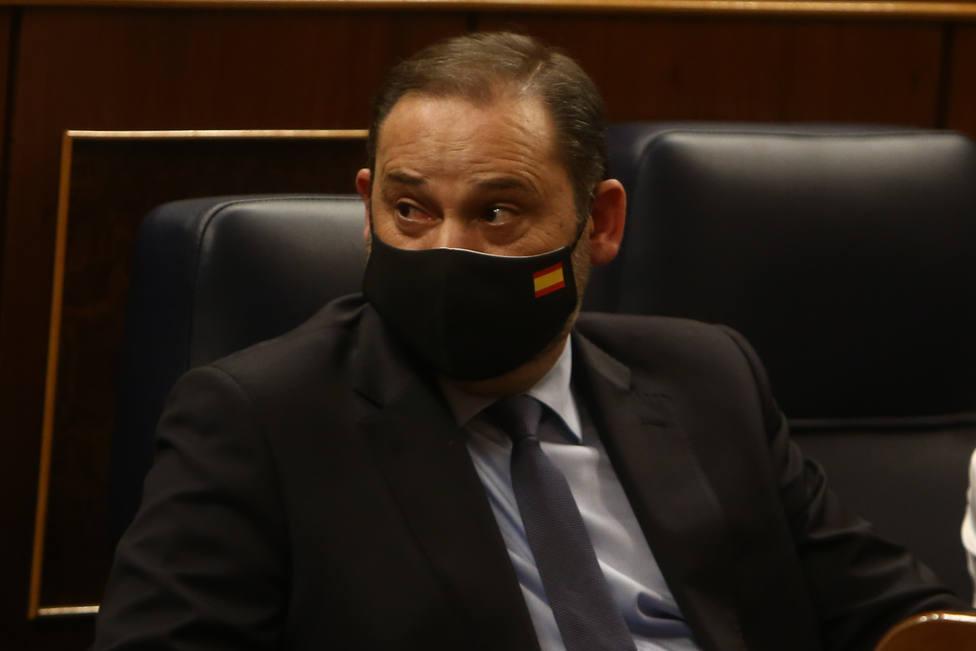 Ábalos no conocía la enmienda sobre desahucios y recuerda a Podemos que el acuerdo es la ley de vivienda