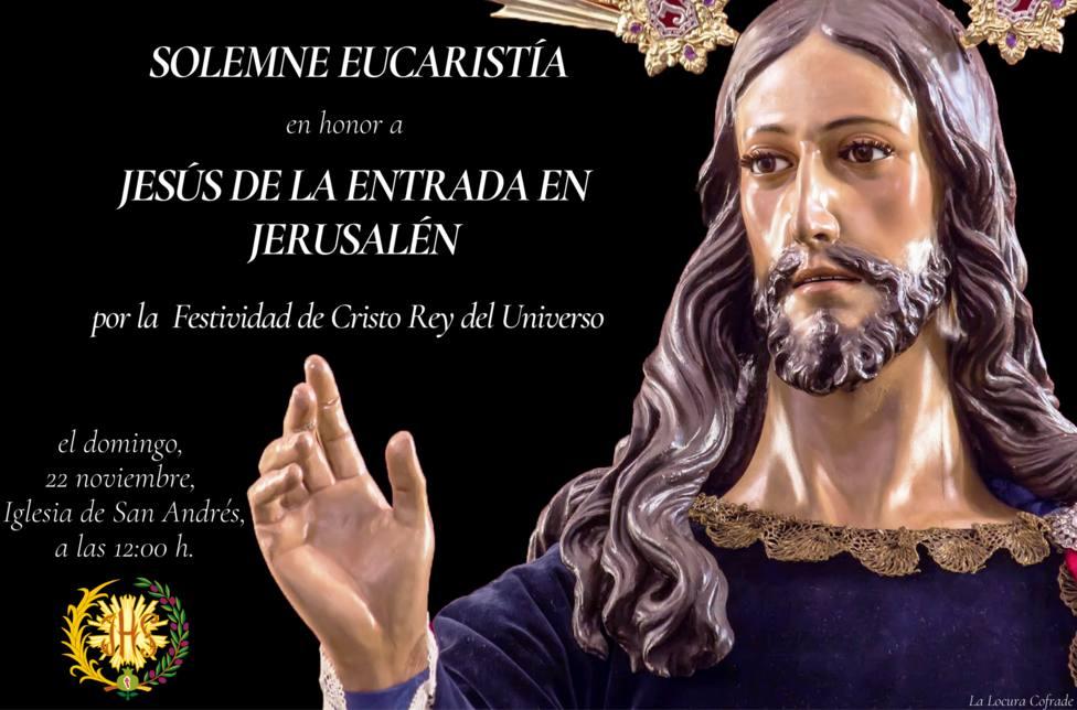 CARTEL CRISTO REY