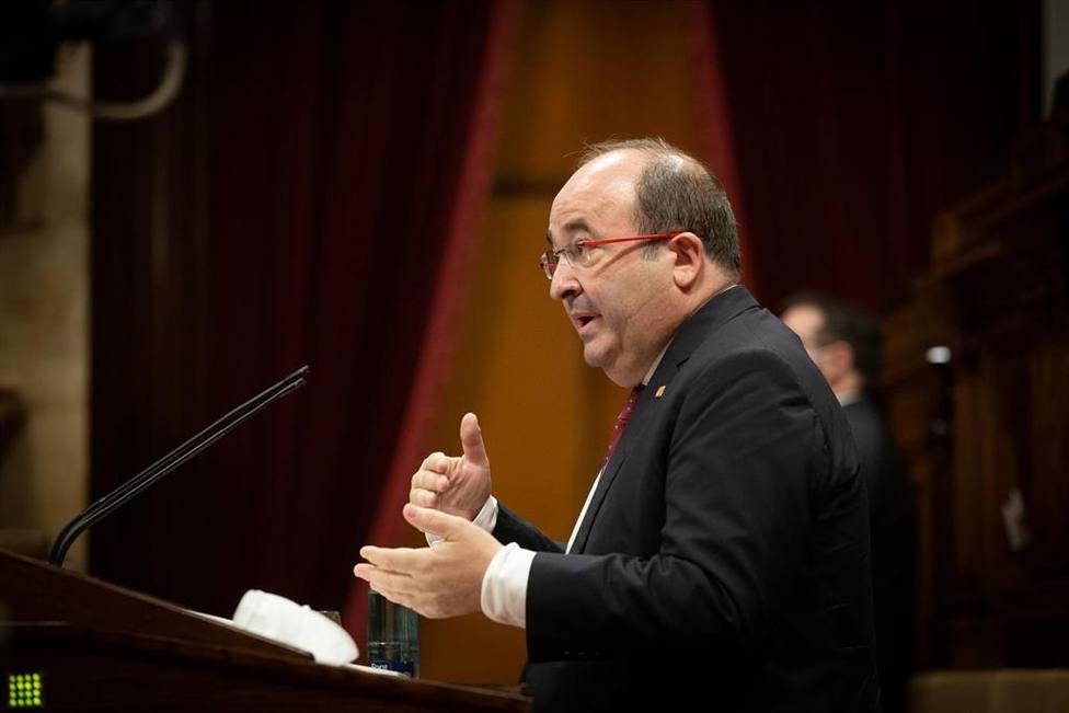 Iceta afirma que el PSC hizo primarias pero que se designó a Illa por consenso