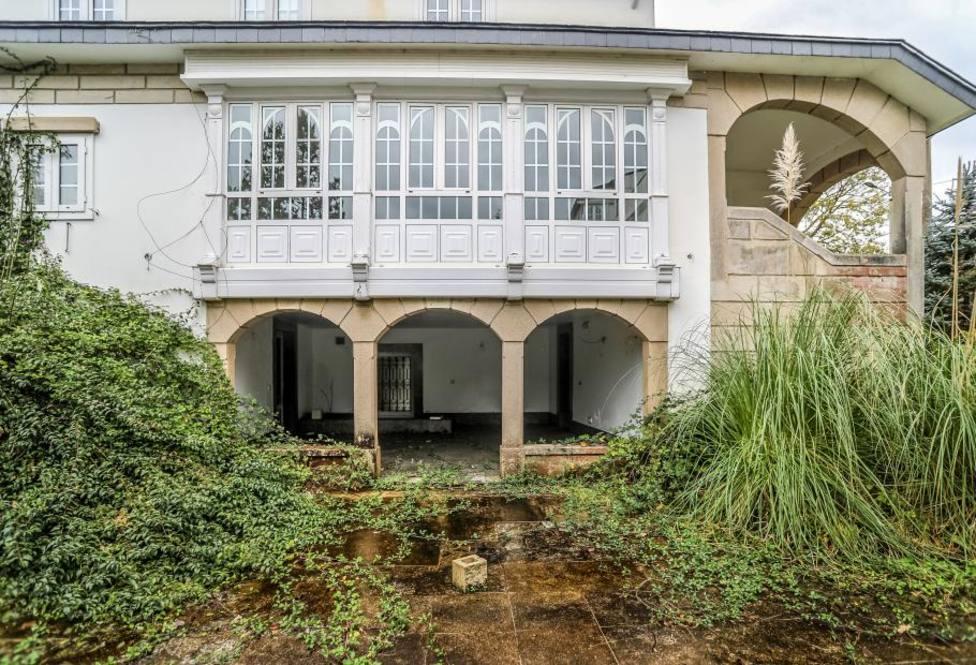 Las instalaciones muestras un avanzado estado de abandono - FOTO: Aliseda Inmobiliaria