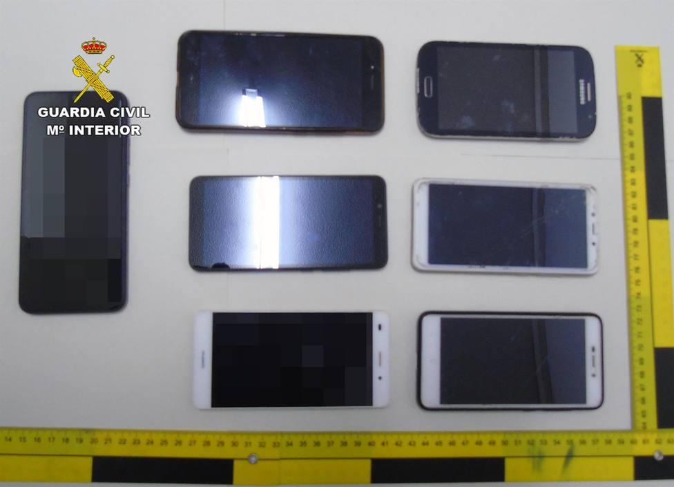 Guardia Civil desmantela en Murcia un grupo delictivo dedicado a cometer estafas a través de Internet