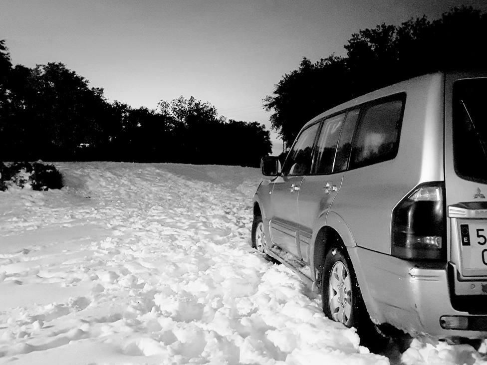 La monitorización de coches conectados agiliza la resolución de problemas causados por temporales