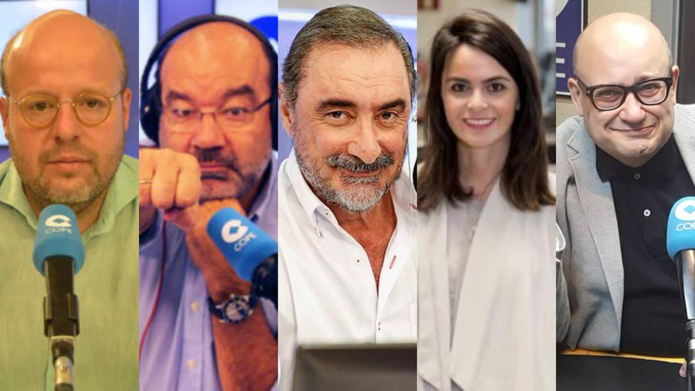 DIRECTO | Arranca el especial elecciones con Carlos Herrera y Ángel Expósito