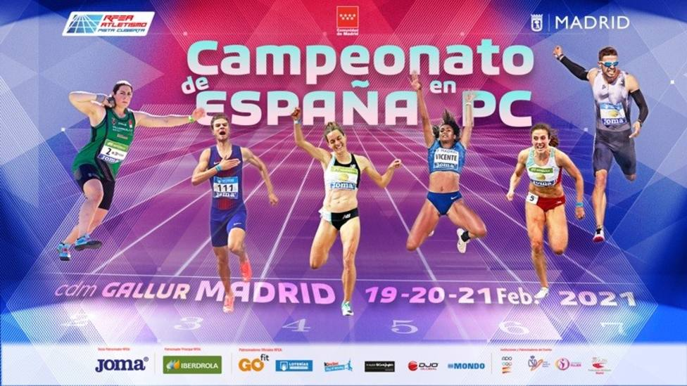 Úrsula Ruiz afronta este fin de semana el nacional de Atletismo