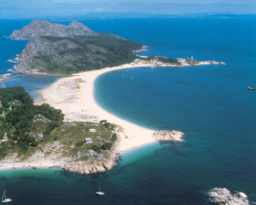 Las navieras retoman estos días los viajes a las Islas Atlánticas. Foto: turismo de Galicia