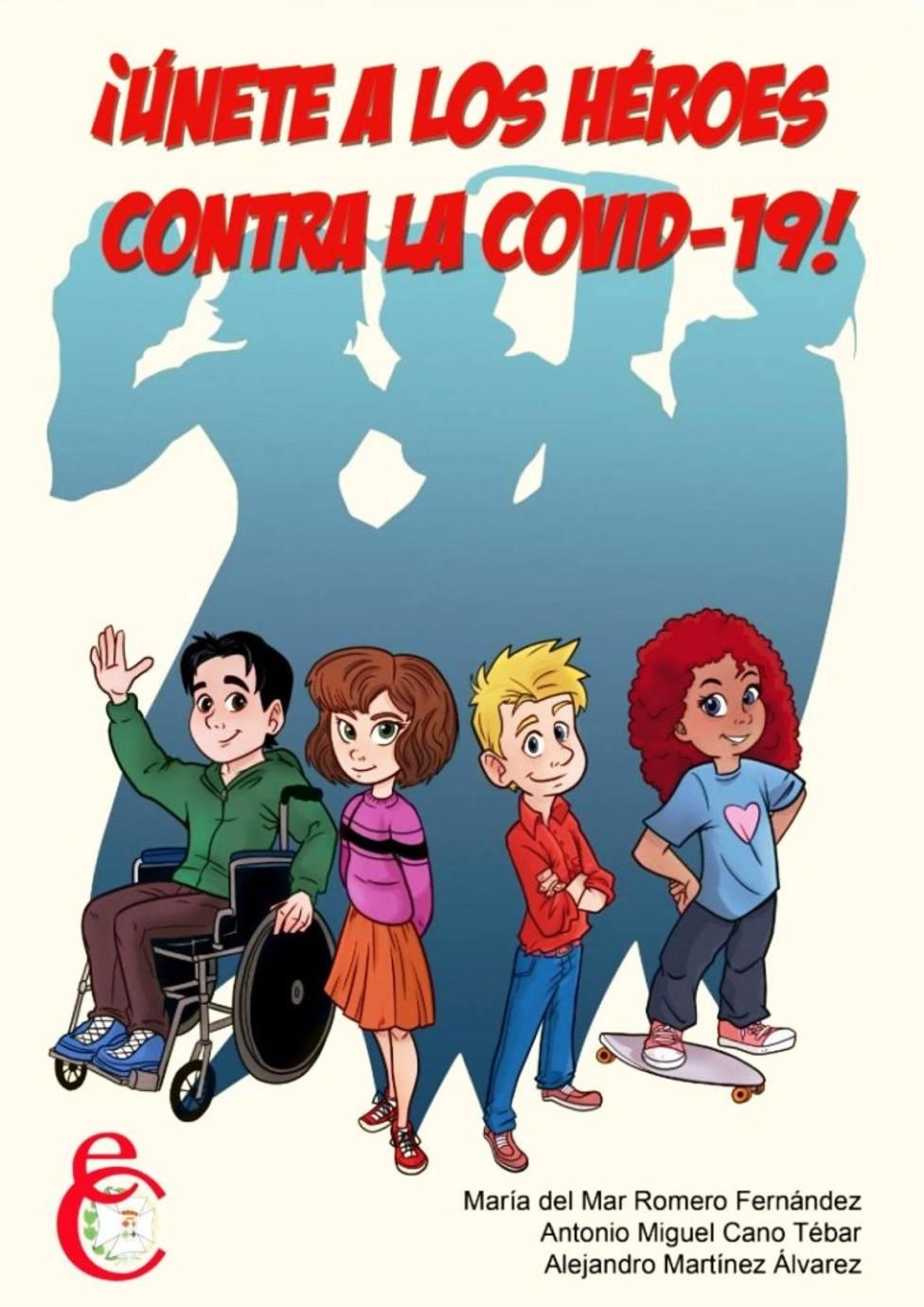 ctv-wvy-unete a los heroes de la covid un relato dirigido a ninos ideado por tres sanitarios de la gerencia de puertollano 26335 0 1613466395