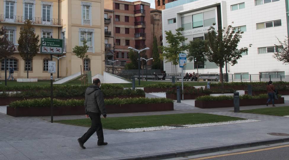 La Rioja resta casos activos COVID e incidencia, fin de semana sin fallecidos