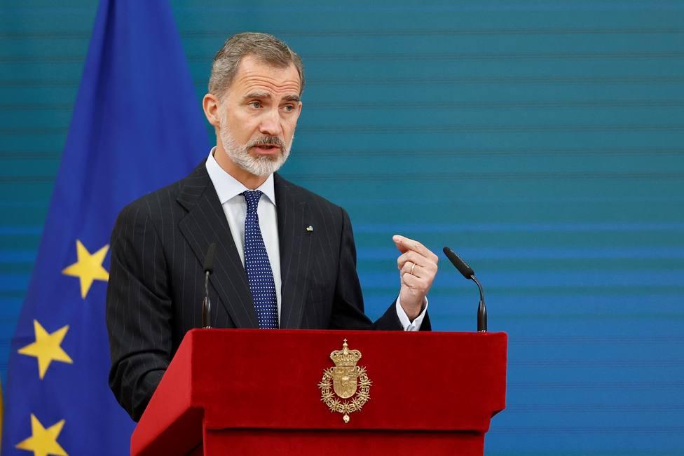 Felipe VI llama al presidente de Ceuta y le traslada su solidaridad por la situación que atraviesa la ciudad