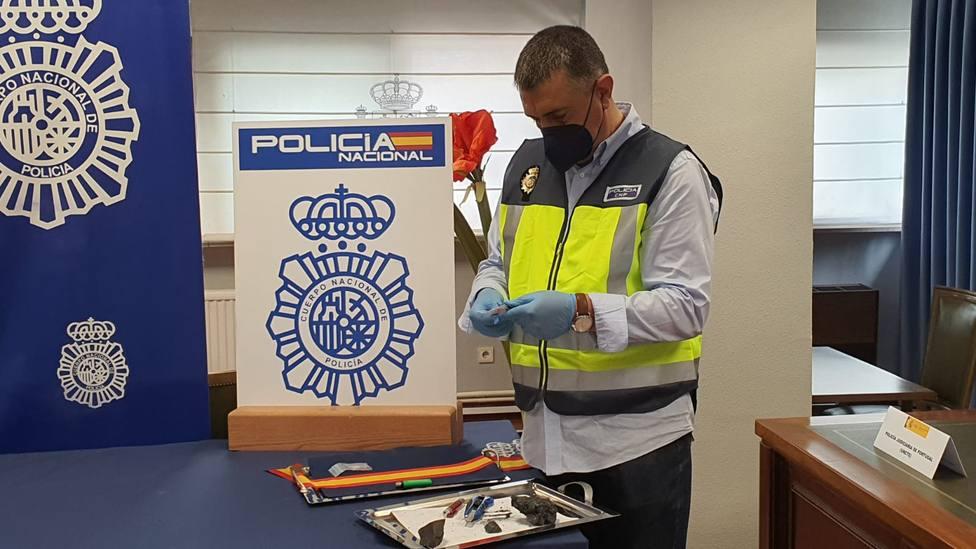 Tres detenidos en Medina del Campo la mayor operación contra el narcotráfico de Castilla y León