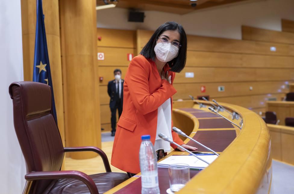 Carolina Darias descarta volver a imponer el toque de queda en España