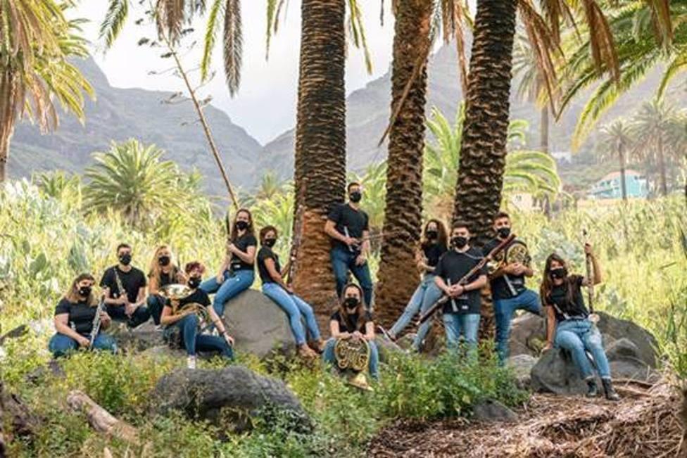 Cuatro casos de covid aplazan la gira de la Joven Orquesta de Canarias