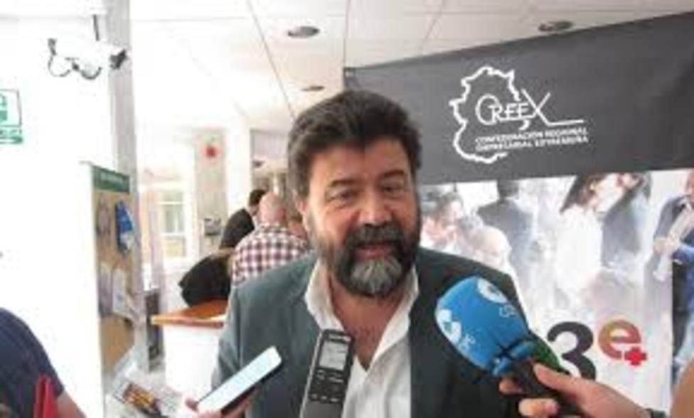 Javier Peinado, Presidente de COEBA y de la CREEX