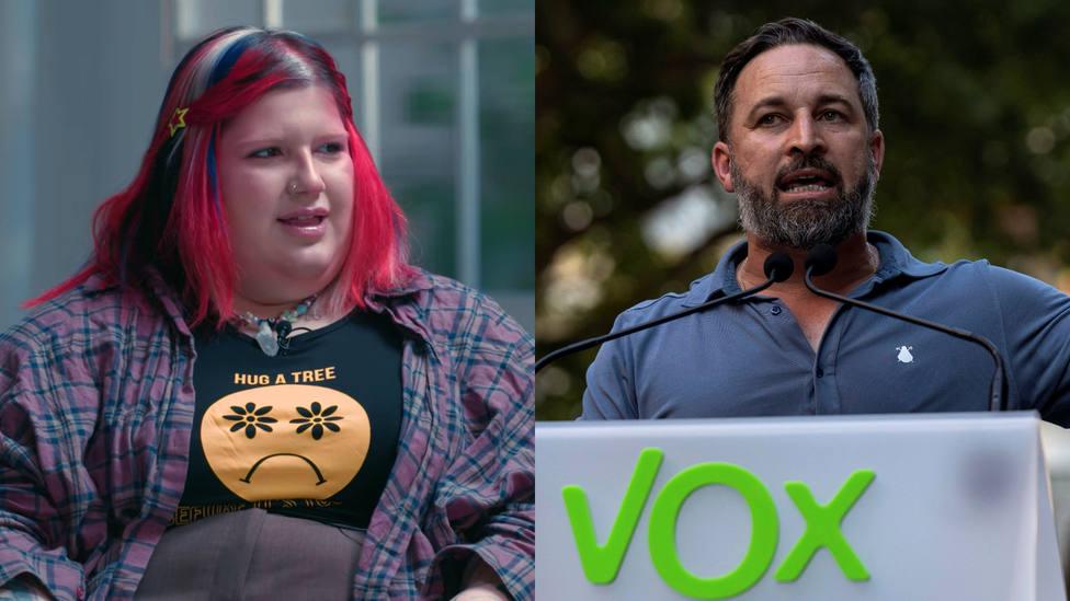 Vox interpone una querella contra la youtuber Esty Quesada por un delito de odio en el programa de Rufián