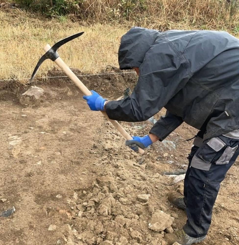 Siguen las excavaciones arqueológicas en Proendos