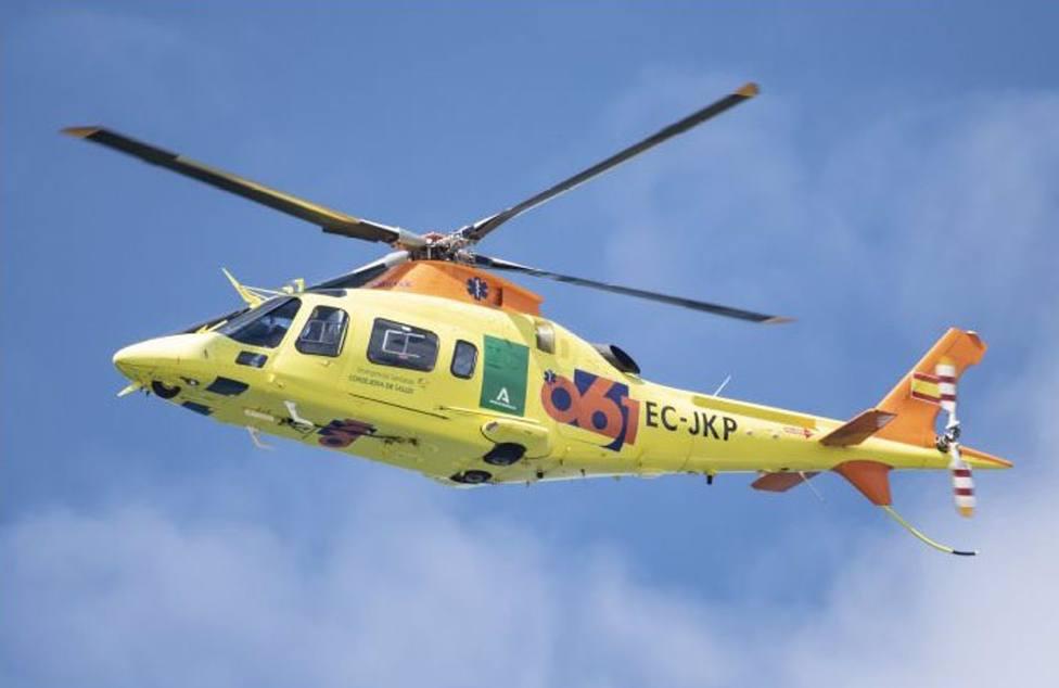 Un fallecido y dos heridos al sufrir un coche una salida de vía en Bornos