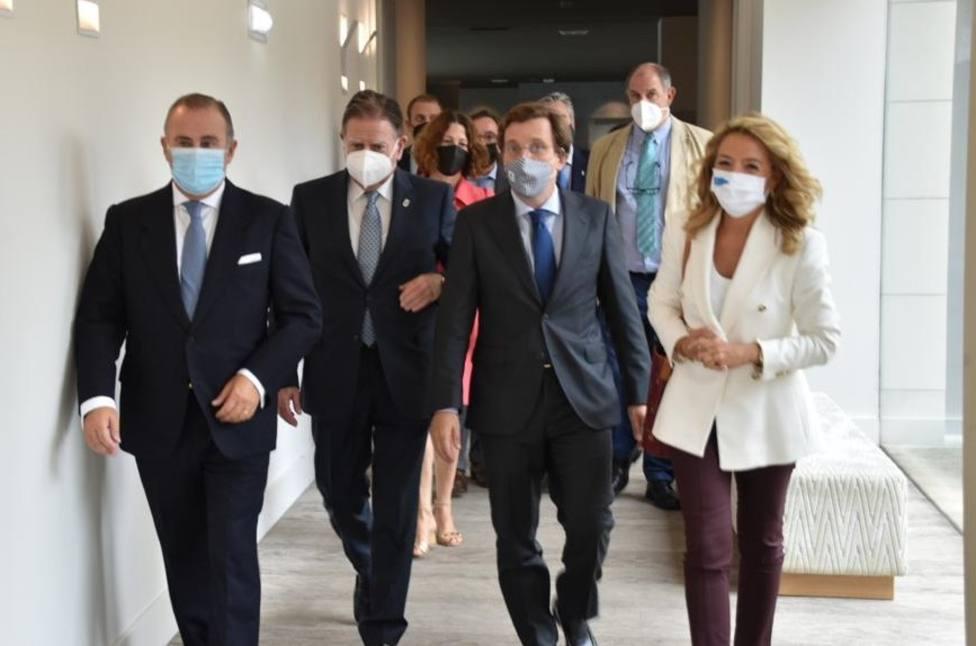 Junceda, Canteli, Almeida y Mallada
