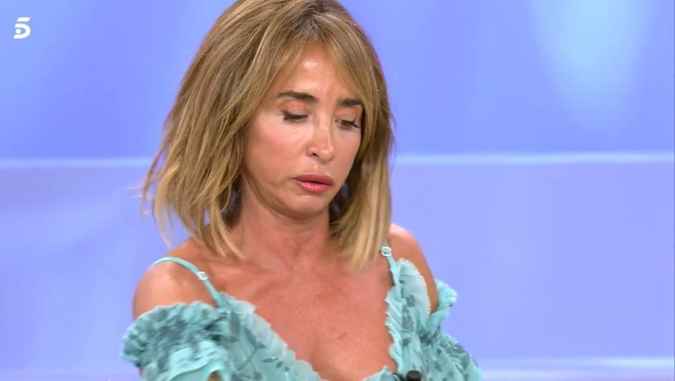 El motivo por el que María Patiño ha desaparecido este domingo de Socialité