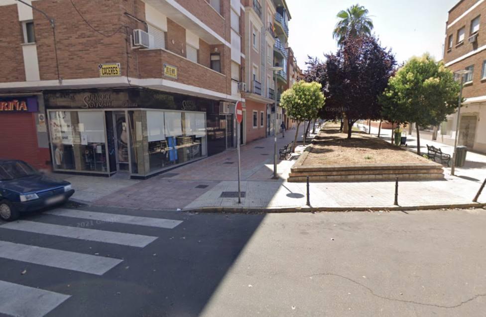 Un hombre acuchillado en una reyerta en Badajoz