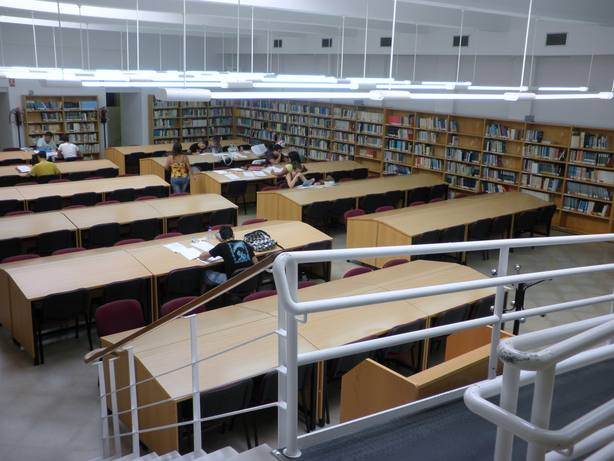 Biblioteca de universidad