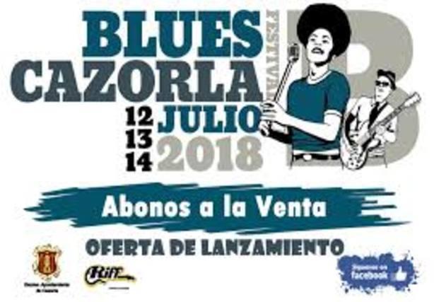 BLUES CAZORLA 2018