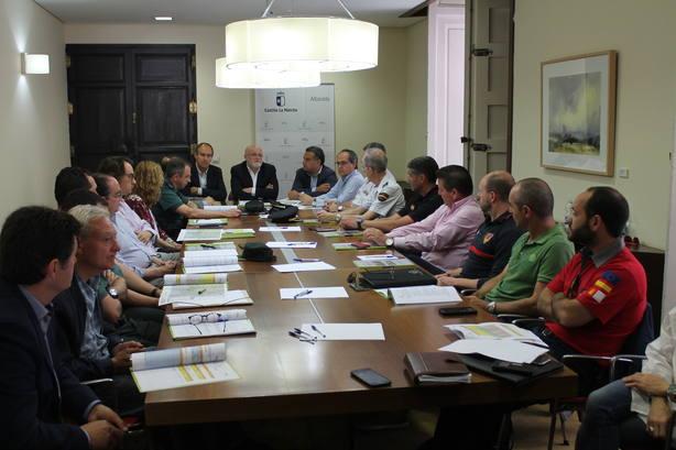 El gobierno regional dedica 17 millones de euros a la prevencion y extinción de incendios en la provincia de Albacete