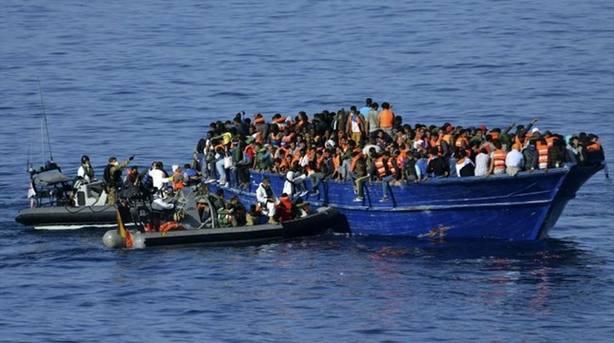 La ruta del Mediterráneo que lleva a España es donde la mortalidad ha aumentado más