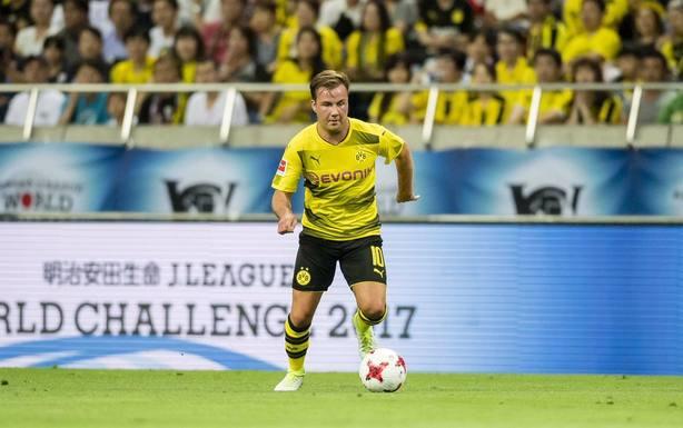 El Dortmund pone rumbo a Madrid con Goetze y Piszczek