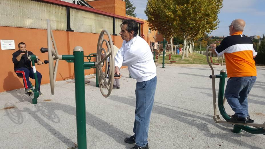 Un albergue de Madrid promueve que las personas sin hogar practiquen ejercicio físico para lograr su inclusión social