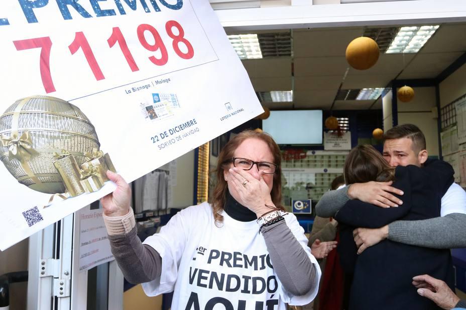 El ganador de El Gordo de la Lotería de Navidad podría vivir 12 años sin trabajar si reside en una ciudad grande