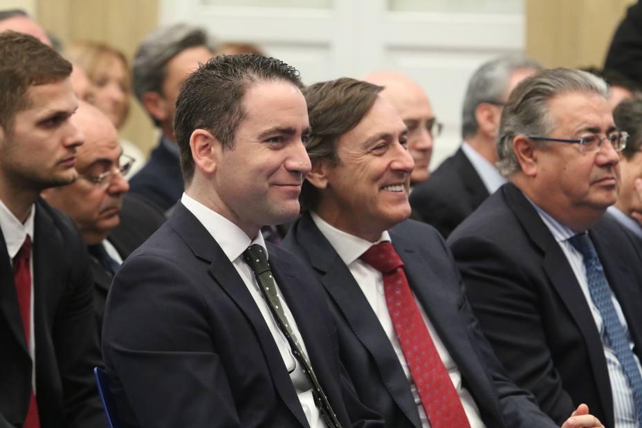 García Egea dice que los candidatos madrileños son el PP del presidente Pablo Casado y la renovación tranquila