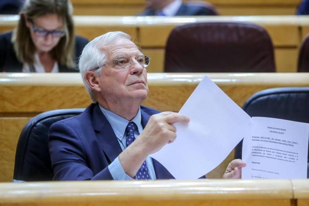 Borrell analiza con Amnistía Internacional el impacto sobre los DDHH de los últimos acontecimientos en Venezuela