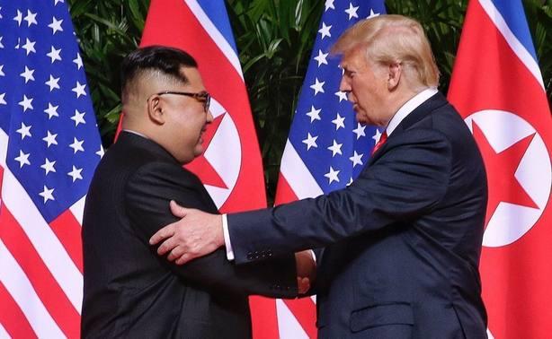 Trump anuncia que la segunda reunión con Kim Jong Un será en Hanói, Vietnam