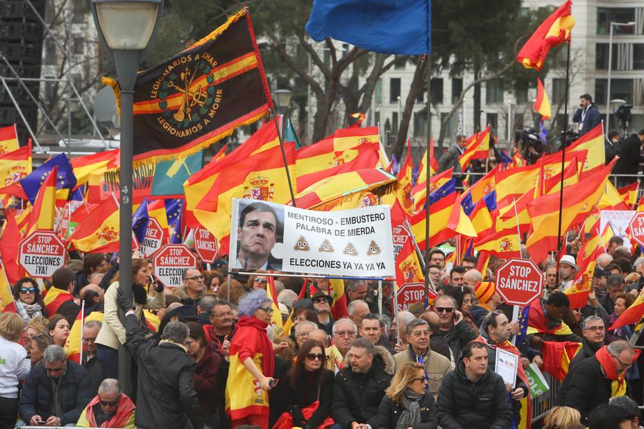Torra ve la manifestación en Madrid como un fracaso estrepitoso que debe hacer pensar al PSOE