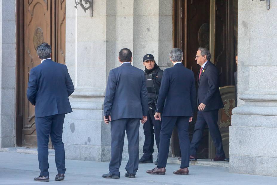 Exteriores moviliza a los embajadores para explicar el juicio del procés a los medios internacionales