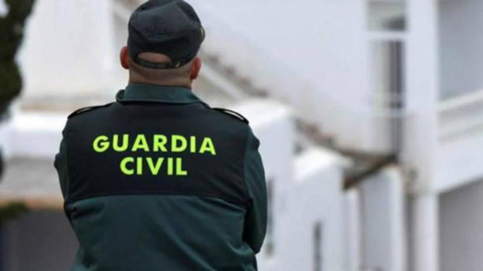 Guardia Civil, en una foto de archivo (EFE)