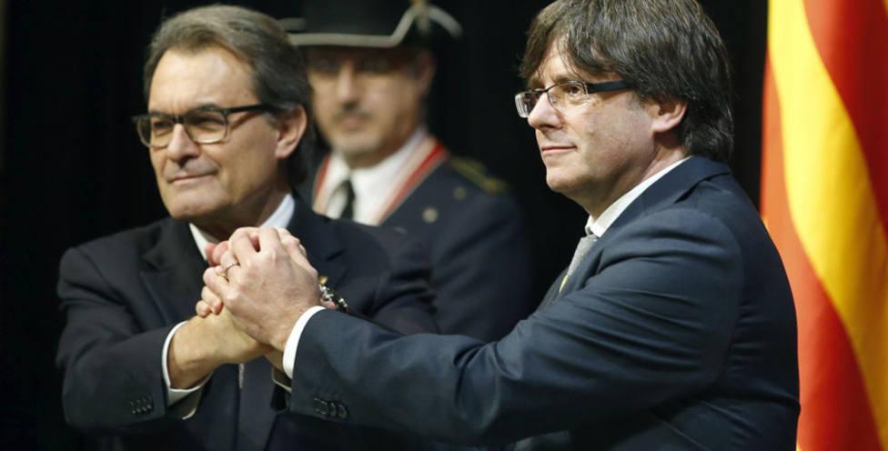 Artur Mas lanza un dardo a Puigdemont y Torra a cuenta de las elecciones generales