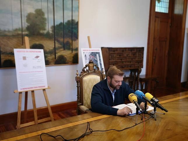 """Santos afirmó que el Comité Federal """"aún está deliberando"""" sobre la candidatura por Lugo"""