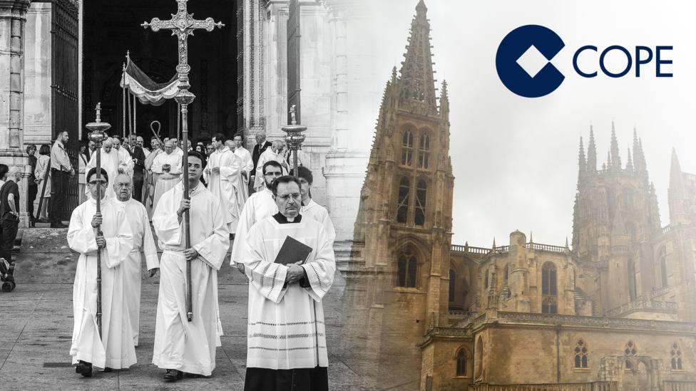 COPE retransmitirá en vídeo los oficios de Jueves y Viernes Santo desde la Catedral de Burgos