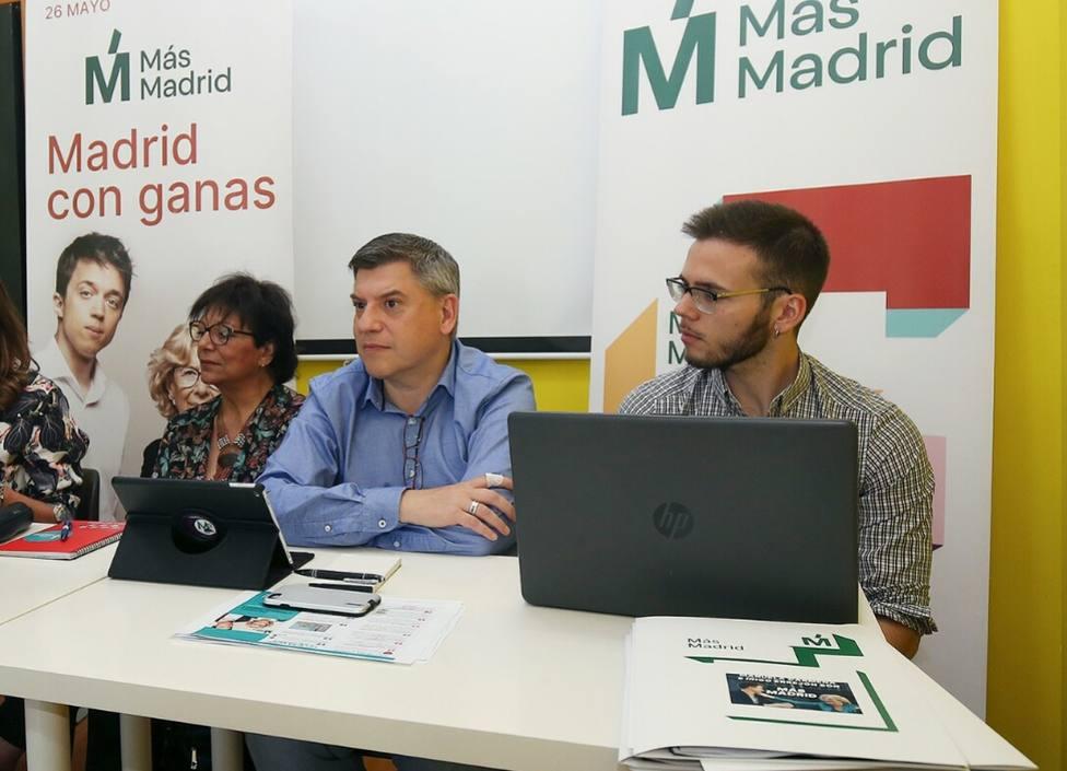 Presentación del programa de Más Madrid Collado Villalba /aquienlasierra